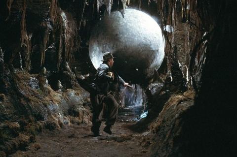 'Indiana Jones e os caçadores da arca perdida' é atração no Megapix