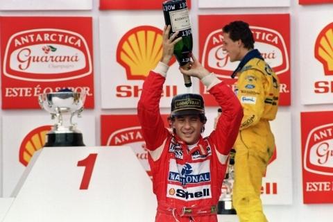 Estudo coloca Ayrton Senna como piloto mais rápido em classificações