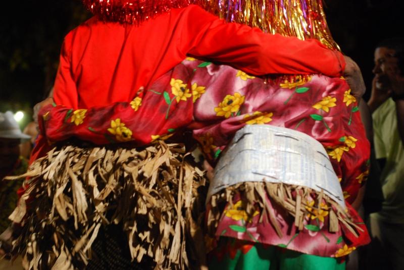 Coletivo Cavalo Marinho Estrela de Ouro vem de Pernambuco à Capital pelo Palco Giratório