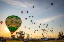 Festival de Balonismo é a atração do Litoral até domingo