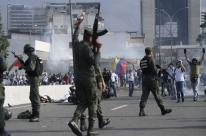 ONU alerta para incorporação de milícia às Forças Armadas venezuelanas