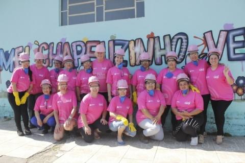 Iniciativas sociais capacitam mulheres na área da construção civil