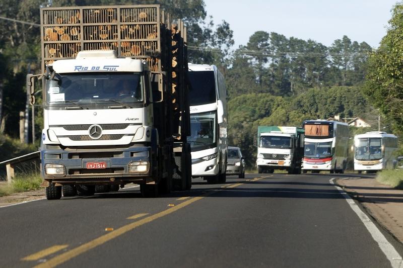 Na semana anterior, caminhoneiros mencionaram possibilidade de greve com início nesta segunda