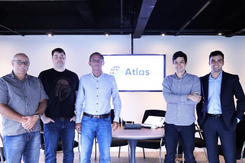 Gestores da WOW Aceleradora e do Atlas Quantum