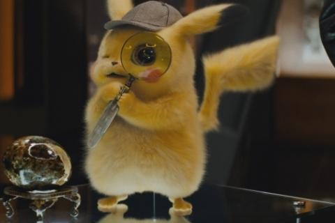 Pokémon pelas ruas no primeiro live-action