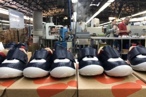 Exportações de calçados caem no primeiro bimestre no Brasil