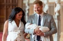 Filho de Meghan Markle e príncipe Harry se chamará Archie