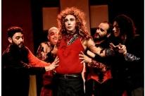 Peça 'Censuradas' tem apresentação no Teatro Qorpo Santo