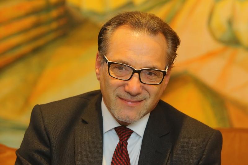 Jorge Krug, diretor TI do Banrisul, destaca presença de grandes painelistas no evento