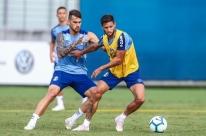 Grêmio segue em busca da primeira vitória na competição