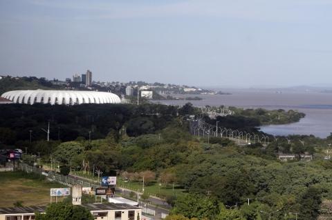 Recursos para Centro de Eventos em Porto Alegre voltam para o governo federal
