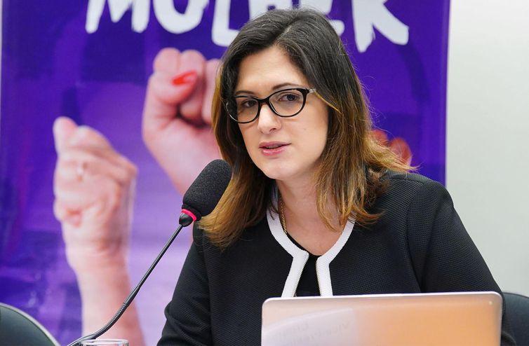Cristiane Rodrigues Britto foi nomeada secretária Nacional de Políticas para Mulheres