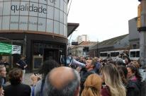 Comunidade acadêmica protesta contra bloqueio de verbas no IFRS