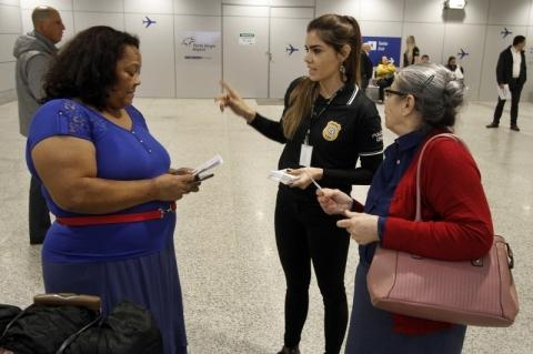 Entidades lançam guia de segurança para turistas