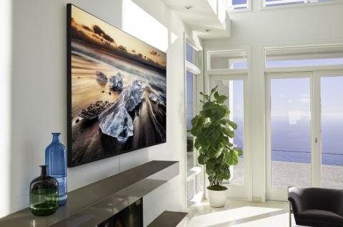 Samsung quer acelerar produção de conteúdos em 8K