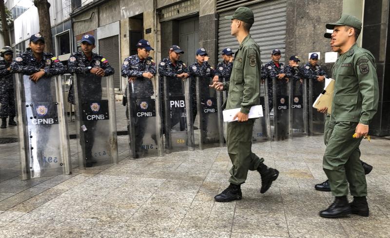 Motivação foi suposta ameaça de bomba dentro do Palácio Legislativo