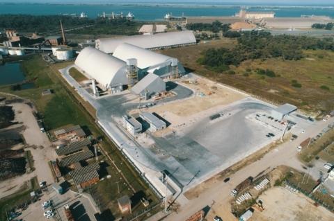 Distrito Industrial de Rio Grande ganha novo terminal