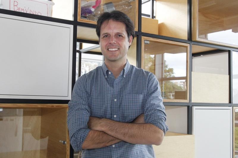 Pedro Englert é fundador e CEO da StartSe
