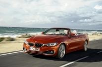 BMW Série 4 Cabrio estreia com novidades