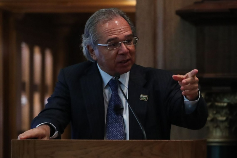 Em Dallas, ministro também demonstrou otimismo com a aprovação da reforma da Previdência