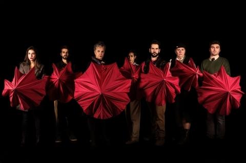 Espetáculo 'Expresso Paraíso' tem apresentações no Instituto Goethe