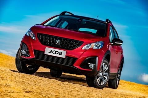Novo Peugeot 2008 fica mais parecido com os irmãos 3008 e 5008