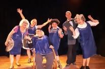 Espetáculo 'Os Cardazama' tem apresentação na Casa de Cultura