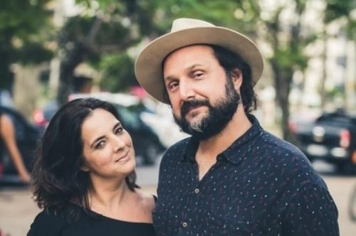 Vanessa Longoni e Arthur de Faria fazem show nesta terça-feira na Biblioteca Pública