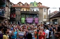 As Batucas comemoram aniversário de quatro anos com show no Vila Flores