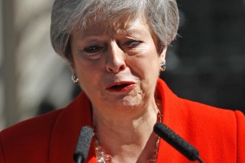 Primeira-ministra Theresa May anuncia que vai deixar comando do partido