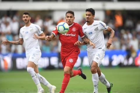 Inter empata sem gols com o Santos na Vila