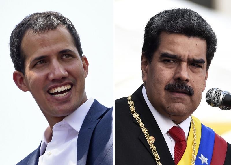 Guaidó e Maduro mandarão representantes à Noruega