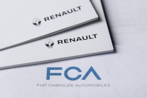 Fiat apresenta proposta de fusão com igual participação a Renault