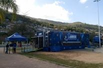 Projeto Cinema itinerante Ultragaz Cultural chega em Canoas nesta terça