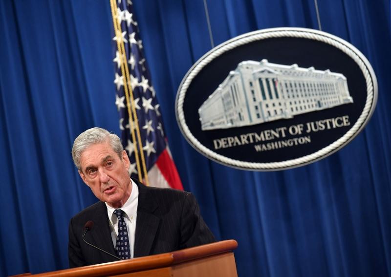 Durante os quase dois anos de investigação, Mueller nunca se pronunciou publicamente