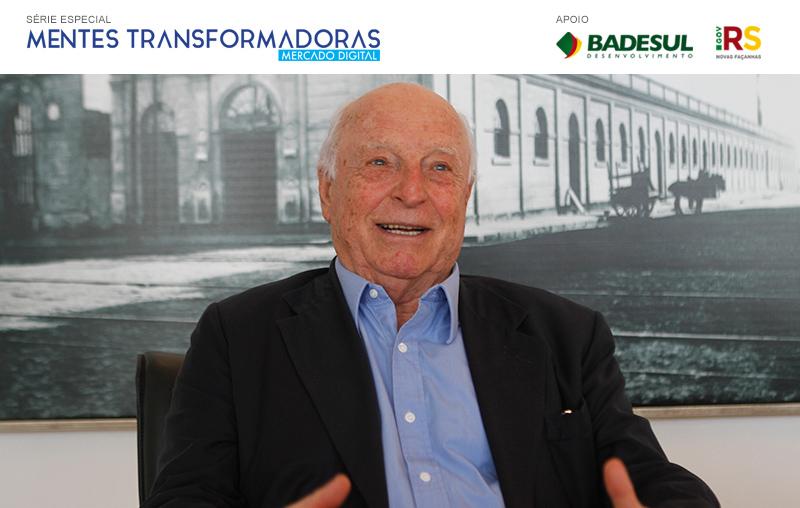 Empresário diz que a modernização dos governos só vai acontecer com pressão da sociedade civil