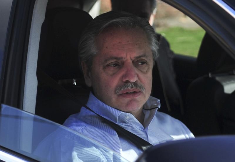 Moderado Alberto Fernández lidera a disputa pela Casa Rosada