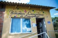 Biblioteca Comunitária do Arquipélago tem futuro incerto com obras da ponte do Guaíba