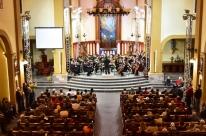 Igreja Ressurreição recebe concerto da Orquestra Sinfônica de Porto Alegre