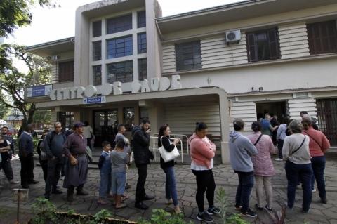 Confira os 13 postos de Porto Alegre que têm vacina contra gripe