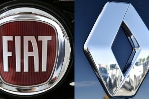 Fiat Chrysler retira proposta de fusão com a Renault