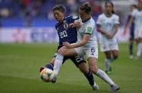 Japão e Argentina empatam na Copa do Mundo feminina