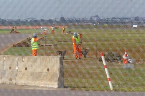 Pandemia não deve afetar entrega de ampliação da pista do aeroporto de Porto Alegre