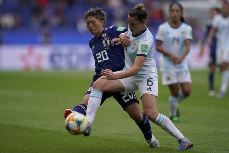 Duelo entre argentinas e japonesas marcou como o primeiro jogo sem gols na edição de 2019