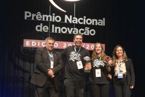 Editora gaúcha Belas Letras ganha prêmio de inovação em São Paulo