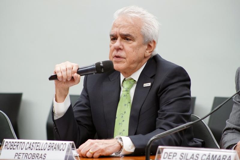 Presidente da estatal participou de audiência na Câmara dos Deputados