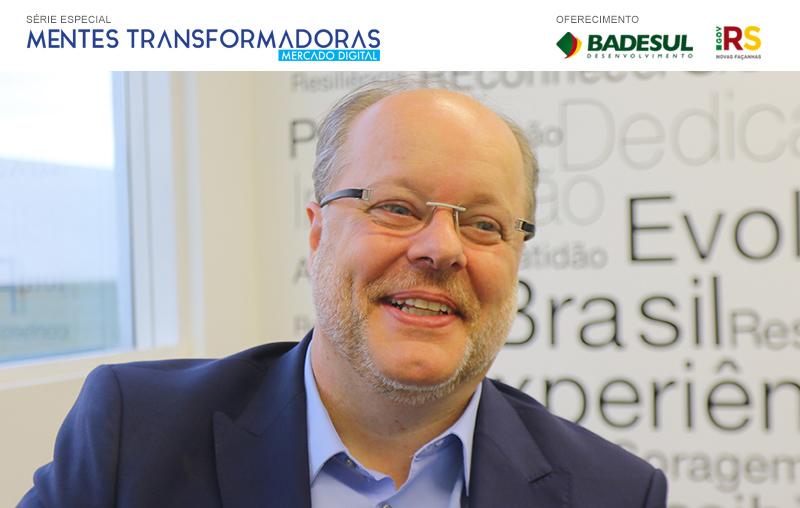 Cesar Leite relata que ciclos de inovação são cada vez mais efetivos e rápidos