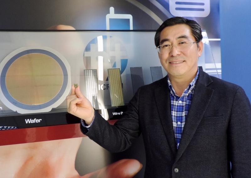 O CEO da HT Micron, Chris Ryu, destaca ineditismo do produto desenvolvido no Rio Grande do Sul