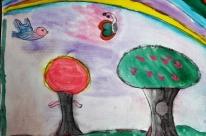 Escola de Arte Ateliê Oca oferece oficina de aquarela para o público infantil