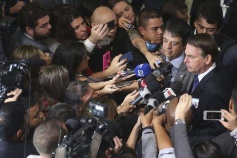 Bolsonaro diz que deixar estados fora da reforma é decisão do Congresso